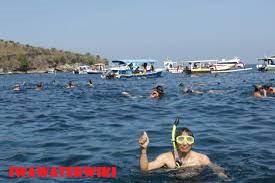 Snorkeling Perairan Crystal Bay, Pantai Segudang Kristal di Nusa Penida